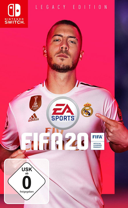 FIFA 20 - Legacy Edition [Nintendo Switch]