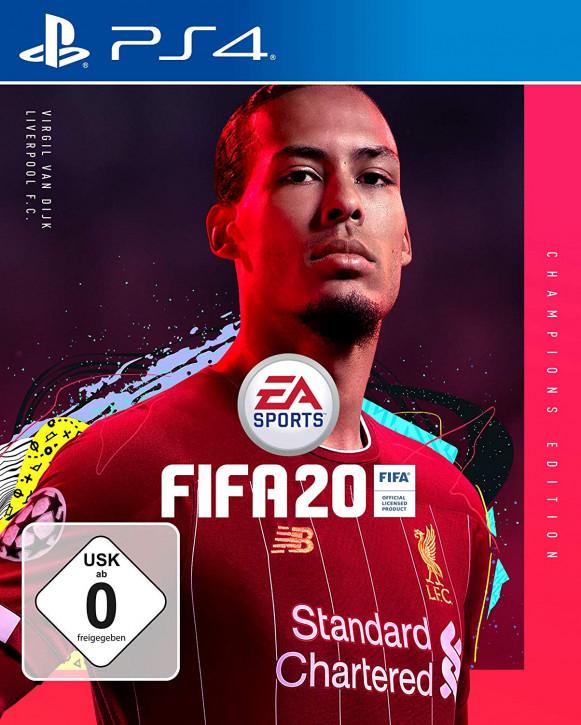FIFA 20 - Champions Edition [PS4]