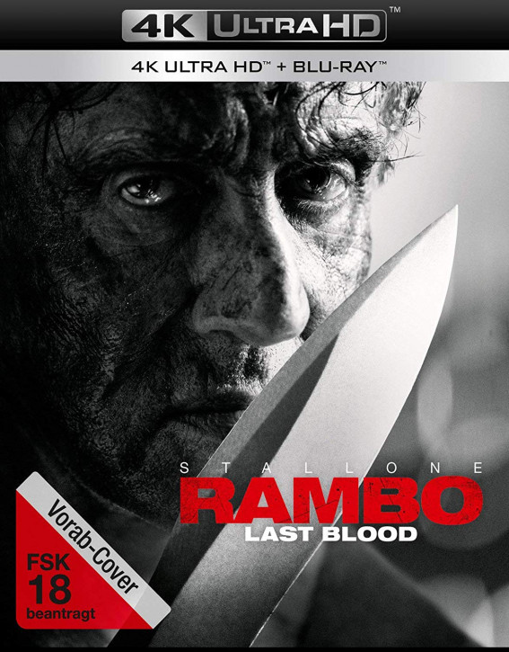 Rambo - Last Blood [4K UHD Blu-ray]
