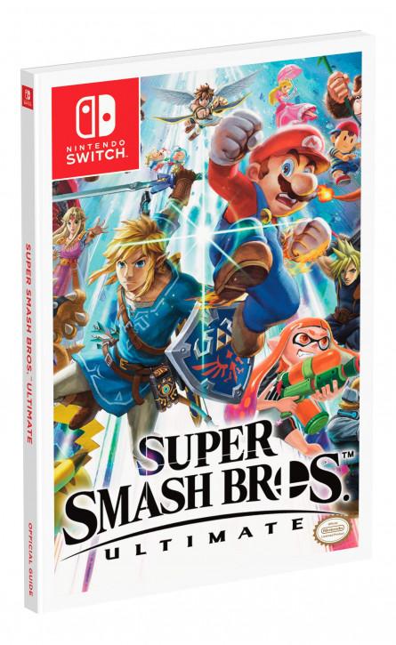 Super Smash Bros. Ultimate - Das offizielle Lösungsbuch (Broschiert)