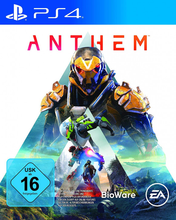 Anthem - [PS4]