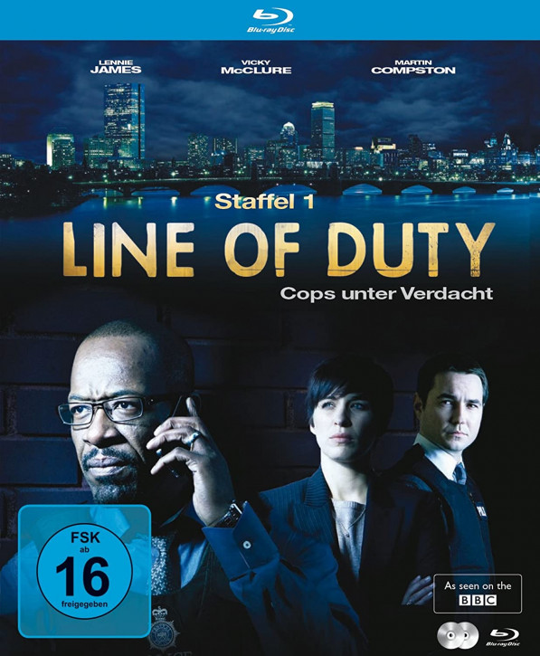 Line Of Duty - Die komplette Staffel 1 [Blu-ray]