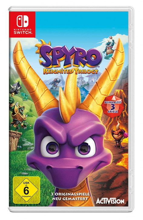 Spyro - Reignited Trilogy [Nintendo Switch]