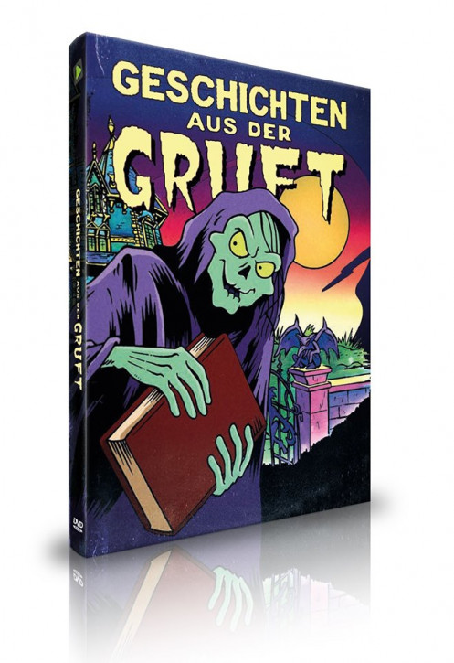Geschichten aus der Gruft (Tales from the Cryptkeeper) - Gesamtedition - Limited Mediabook - Cover B [DVD]