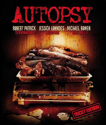 Autopsy - Uncut Edition [Blu-ray]