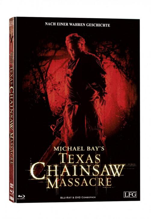 The Texas Chainsaw Massacre - Mediabook - Cover B [Blu-ray+DVD]