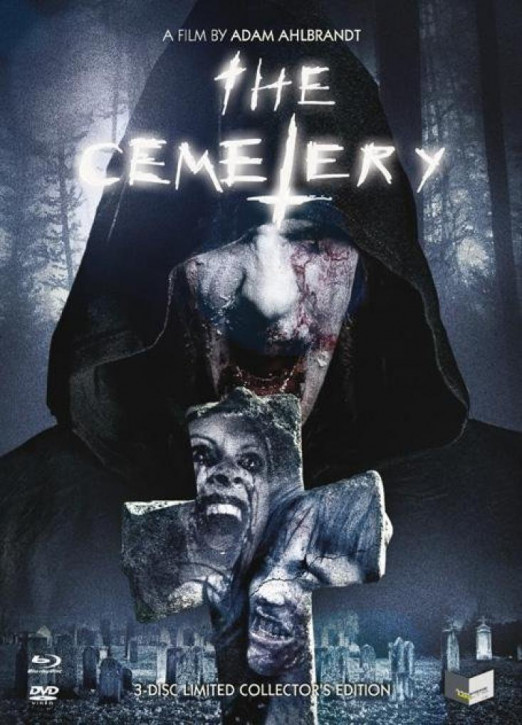 The Cemetery - Limited Edition - Cover B [Blu-ray+DVD]