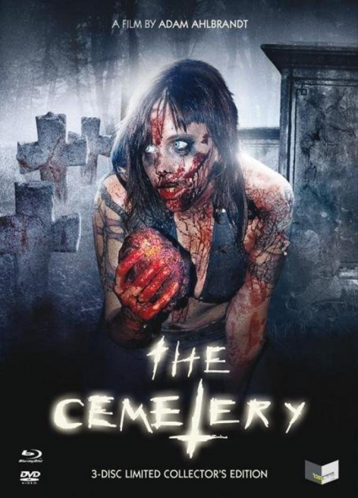 The Cemetery - Limited Edition - Cover C [Blu-ray+DVD]