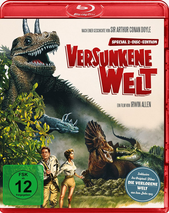 Versunkene Welt - The Lost World [Blu-ray]