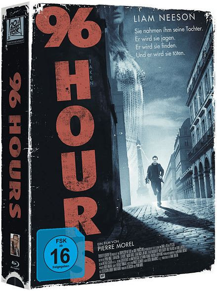 96 Hours - Tape Edition [Blu-ray]