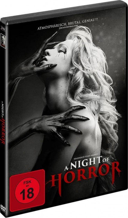 A Night of Horror [DVD]