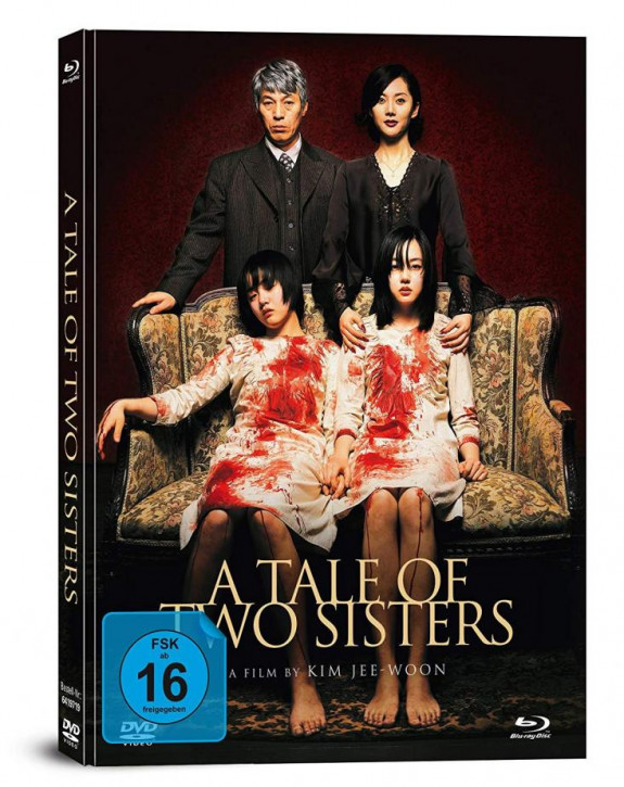 A Tale Of Two Sisters - Limited Collector's Edition [Bluray+DVD]