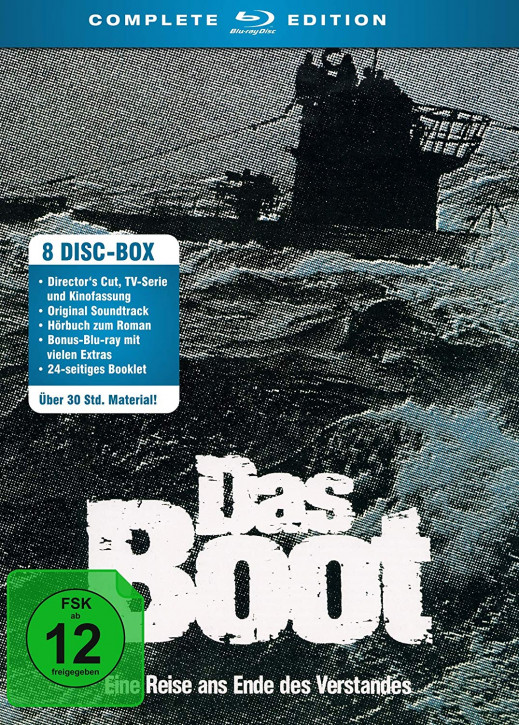 Das Boot - Complete Edition [Blu-ray]