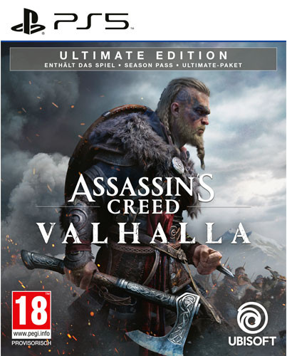 Assassin's Creed Valhalla - Ultimate Edition [PS5]