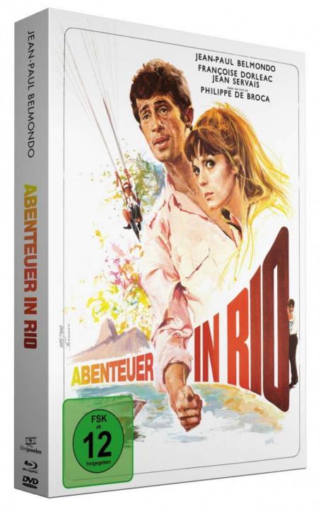 Abenteuer in Rio - Special Edition Mediabook [Blu-ray+DVD]