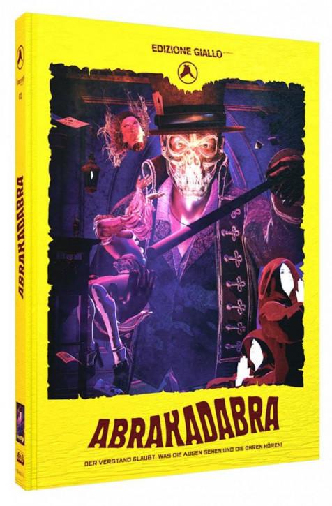 Abrakadabra - Limited Mediabook Edition - Cover C [Blu-ray+DVD+CD]