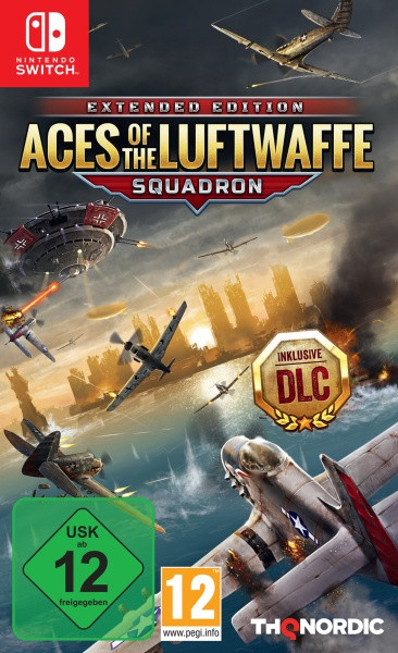 Aces of the Luftwaffe [Nintendo Switch]