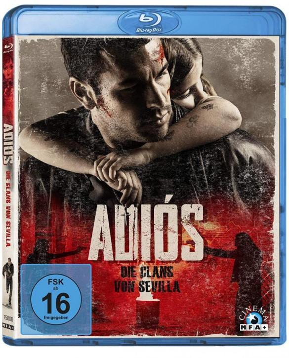 Adios - Die Clans von Sevilla [Blu-ray]