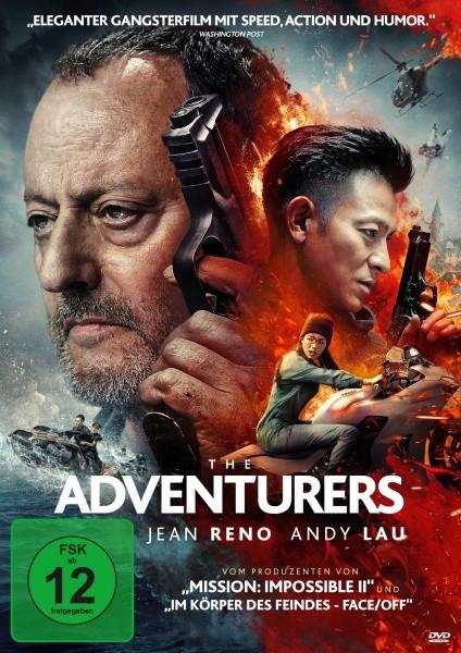 The Adventurers [DVD]