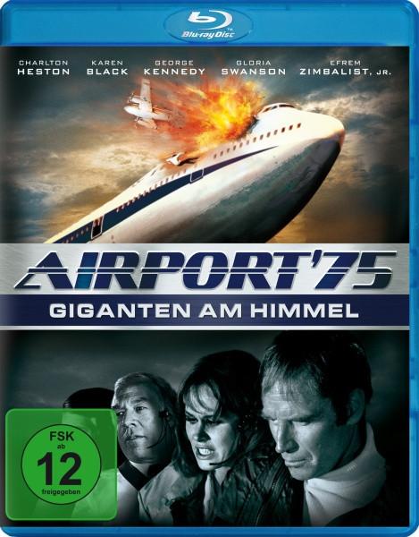 Airport '75 - Giganten am Himmel [Blu-ray]