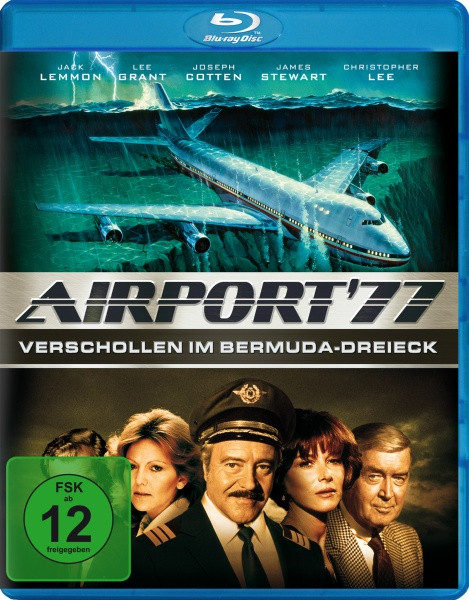 Airport '77 - Verschollen im Bermuda-Dreieck [Blu-ray]