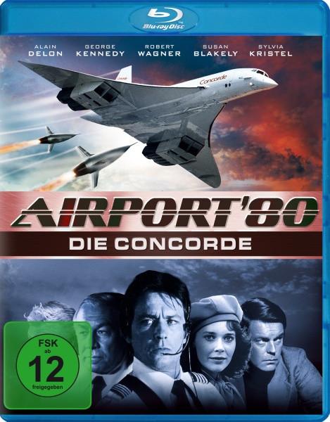 Airport '80 - Die Concorde [Blu-ray]