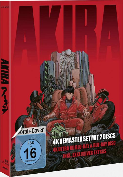Akira - Limited Edition [4K UHD+Blu-ray]