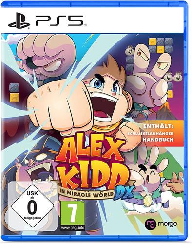 Alex Kidd [PS5]