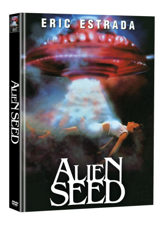 Alien Seed - Limited Mediabook Edition (Super Spooky Stories #88) [DVD]