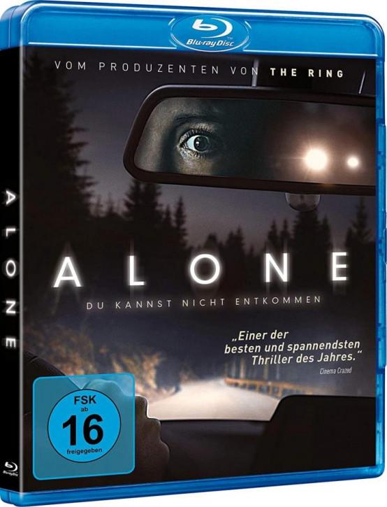 Alone - Du kannst nicht entkommen [Blu-ray]