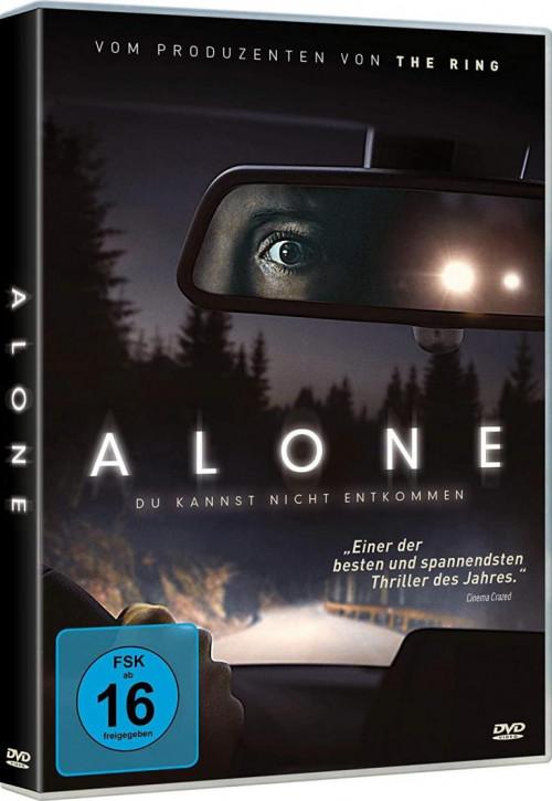 Alone - Du kannst nicht entkommen [DVD]