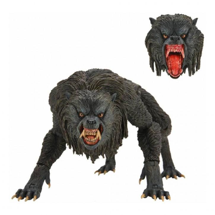 American Werewolf - Actionfigur - Ultimate Kessler Werewolf