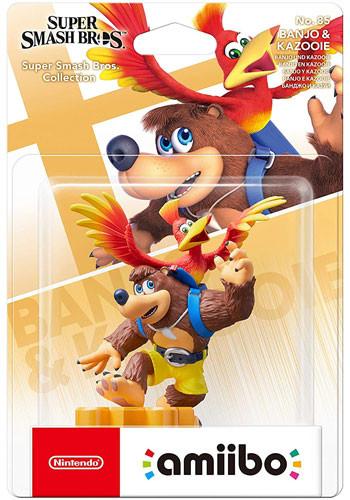 amiibo - Super Smash Bros. - Banjo & Kazooie