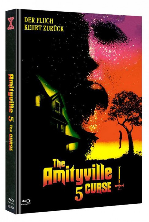 Amityville 5 - The Curse - International Cult Collection #07 - Mediabook - Cover A [Blu-ray+DVD]