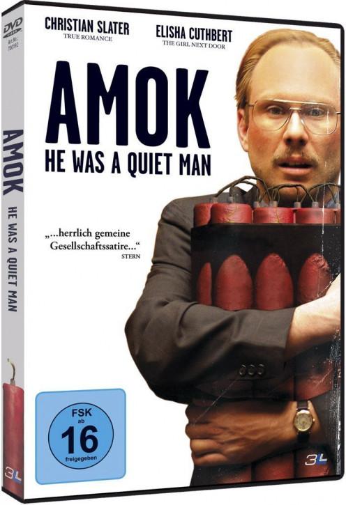Amok - He Was a Quiet Man [DVD]