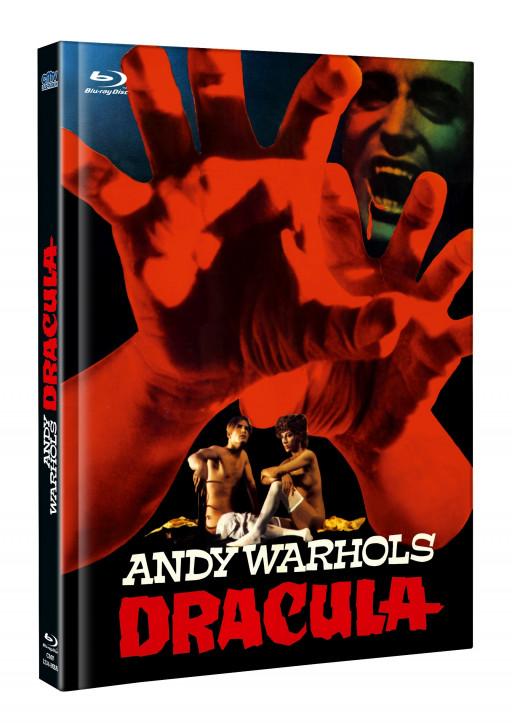 Andy Warhols Dracula - Mediabook - Cover A [Blu-ray+DVD]