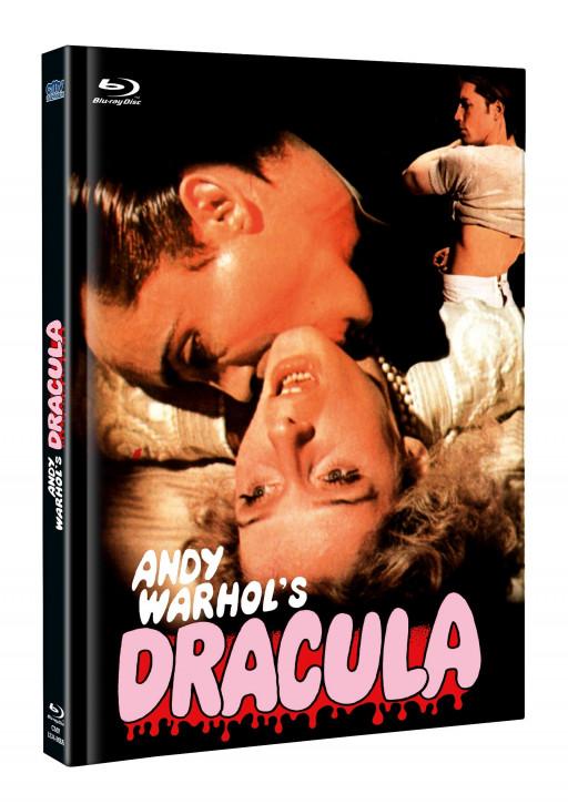 Andy Warhols Dracula - Mediabook - Cover B [Blu-ray+DVD]