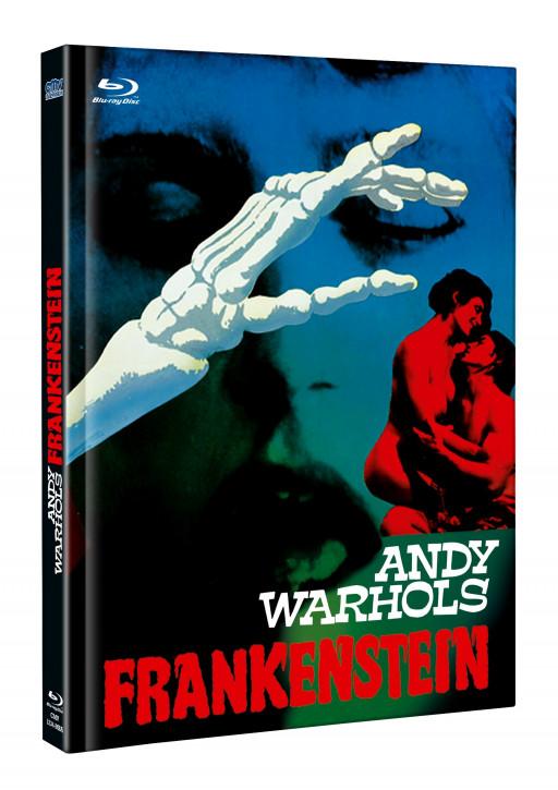 Andy Warhols Frankenstein - Mediabook - Cover A [Blu-ray+DVD]