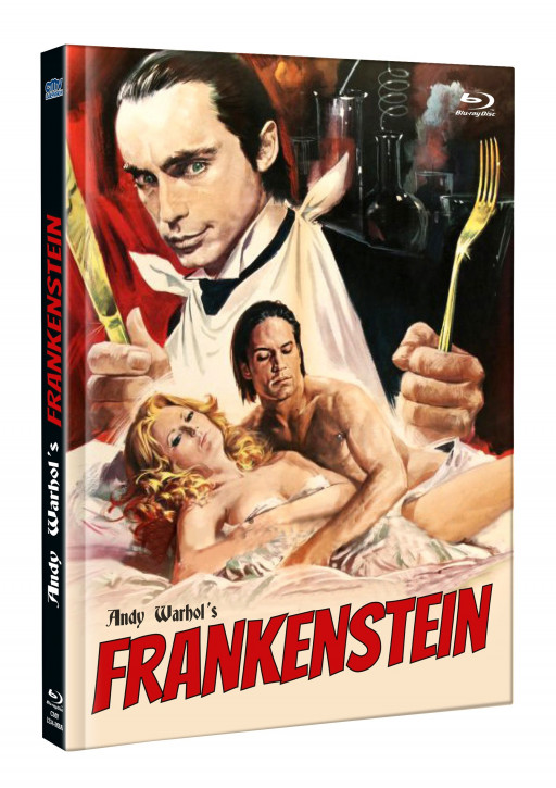 Andy Warhols Frankenstein - Mediabook - Cover C [Blu-ray+DVD]