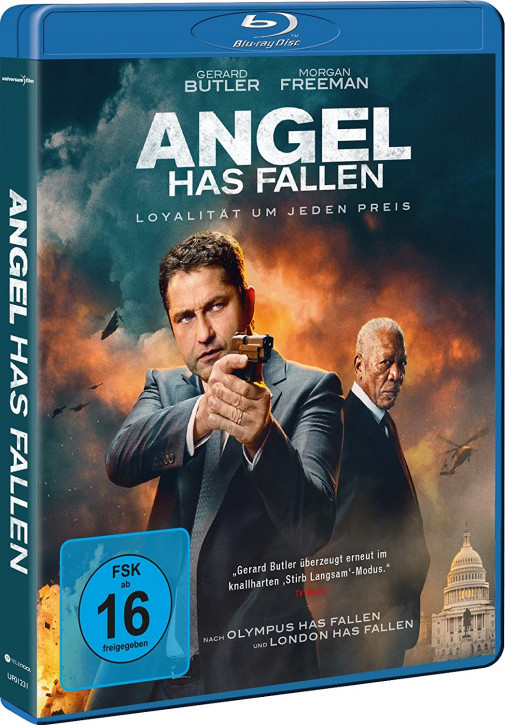 London Has Fallen [Blu-ray]