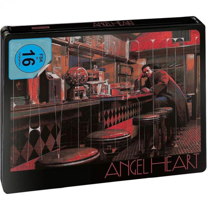 Angel Heart - Limited Steelbook [4K UHD+Blu-ray]