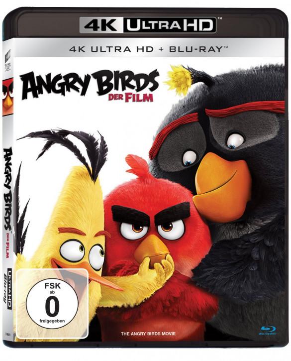 Angry Birds - Der Film [4K UHD Blu-ray]