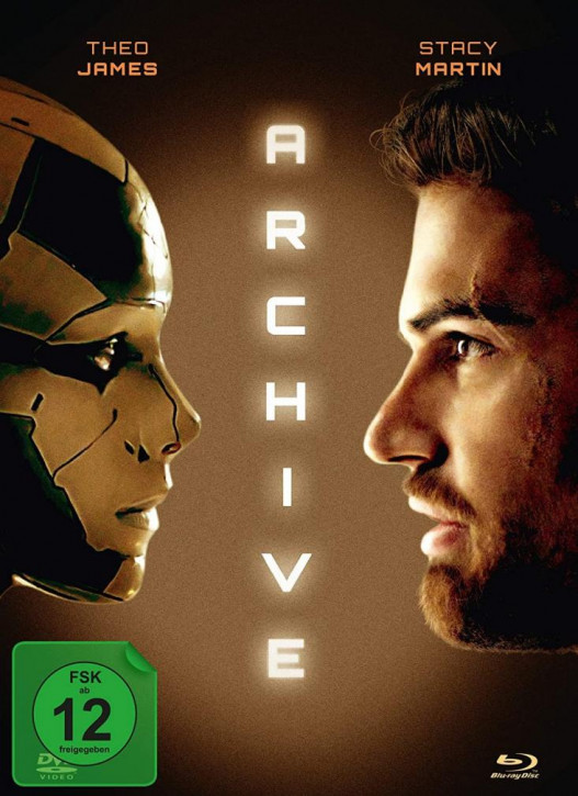 Archive - Limited Mediabook [Blu-ray+DVD]