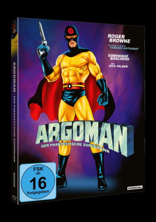 Argoman - Der phantastische Supermann [Blu-ray]