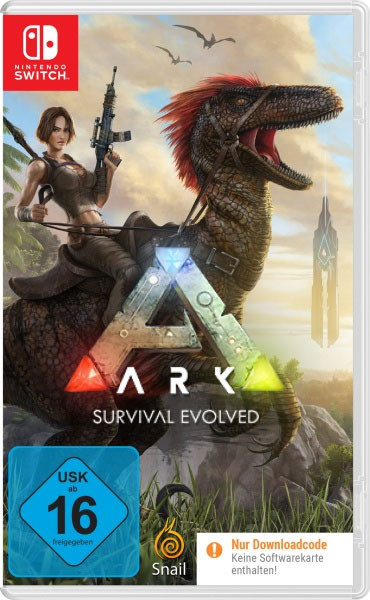 Ark Survival Evolved [Nintendo Switch]