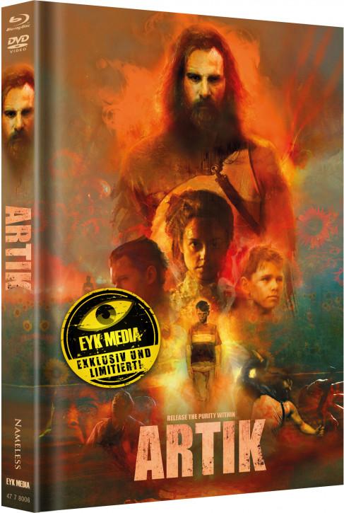 Artik - Limited Mediabook - Cover A [Blu-ray+DVD]
