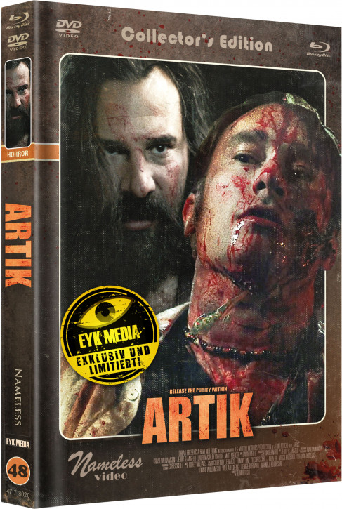 Artik - Limited Mediabook - Cover C [Blu-ray+DVD]