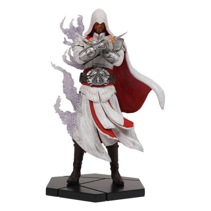 Assassin's Creed Brotherhood - Animus Collection PVC Statue - Meister-Assassine Ezio