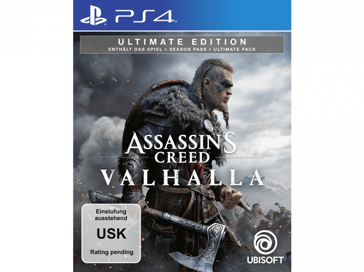 Assassin´s Creed Valhalla - Ultimate Edition [PS4]