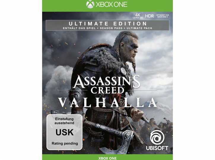 Assassin´s Creed Valhalla - Ultimate Edition [Xbox One]